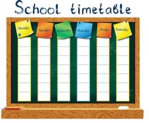 sissy-school-schedule
